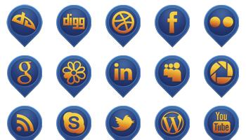 Media Pin Social