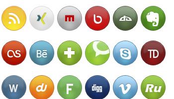 Matart Social Icons