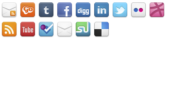 Mighty Social Icons