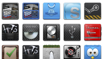 Variations 3 Icons by GuillenDesign