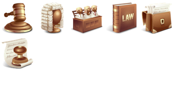 Law Icons by Lawyer WordPress Theme