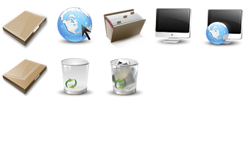 Windows Business Icons by R.sky