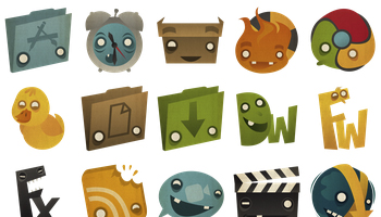 Artcore 2 Icons by Artcore Illustrations