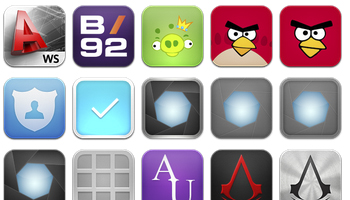 Cold Fusion HD Icons by chrisbanks2