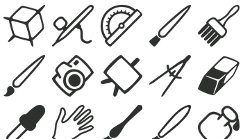 Outline Icons by DesignContest