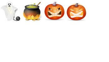 Free Halloween Icons by Ergosign