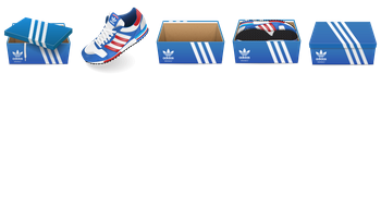Adidas Icons by mattrich
