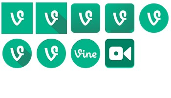 Vine Icons by DesignBolts