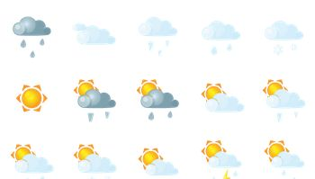 Weather Icons by Weer