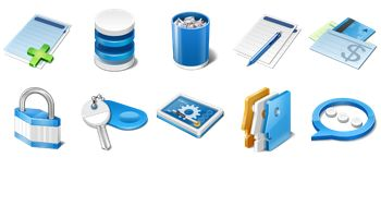 Application Icons by WebIconSet.com