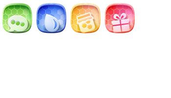 Colorful Icon set