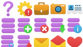 Flatastic 2 Icons by Custom Icon Design