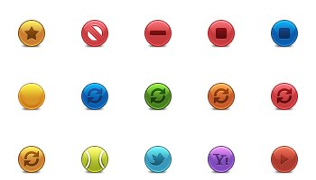 Rounded Icons by JackieTran