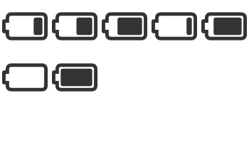 Battery by icons8