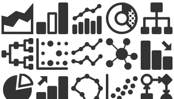 Charts by icons8