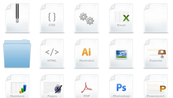 Filetype Icons by FileTypeIcons.com