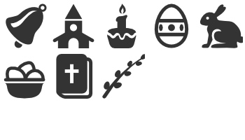 Easter by icons8